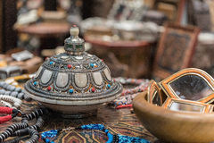 Morocco objects Royalty Free Stock Images