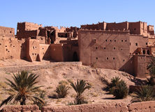 Morocco Ouarzazate Stock Images