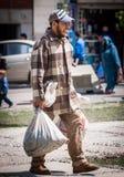 Morocco people Stock Image