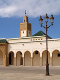 Morocco Rabat Ahl Fas Mosque Stock Photo