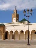 Morocco Rabat Ahl Fas Mosque Stock Photo
