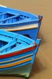 Morocco, Rabat, Fishing boats Royalty Free Stock Images