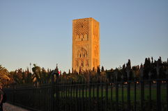 Morocco, Rabat, Mausoleum of Mohammed V Royalty Free Stock Photos