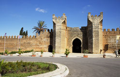 Morocco. Rabat.Nekropol Shelley . Royalty Free Stock Images