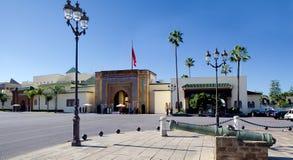 Morocco. Rabat. Royal Palace Royalty Free Stock Photography