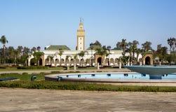 Morocco. Rabat. Royal Palace. Stock Photos