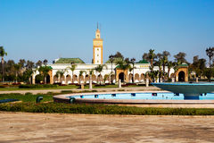 Morocco. Rabat. Royal Palace Stock Photography