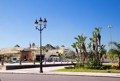 Morocco. Rabat. Royal Palace Stock Photo