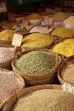 Morocco's Market. You can findeverything in the Morocco's Markets Royalty Free Stock Images