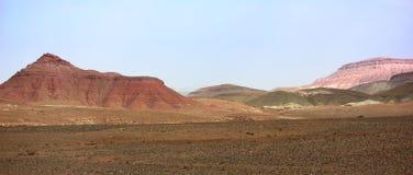 Morocco -  Sahara desert Royalty Free Stock Photography