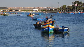 Morocco, Sale. Sale near Rabat, in Morocco royalty free stock photos