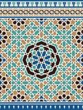Morocco Seamless Border. Traditional Islamic Design. Stock Photography