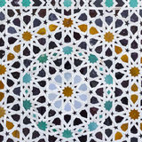 Morocco Seamless Pattern. Traditional Arabic Islamic Background. Royalty Free Stock Images