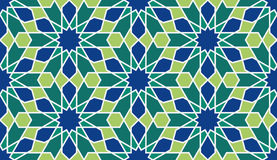 Morocco Seamless Pattern Royalty Free Stock Image
