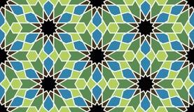 Morocco Seamless Pattern Stock Photos