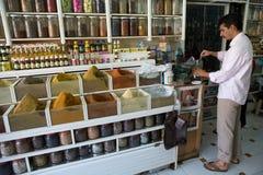 Morocco spices Royalty Free Stock Photos