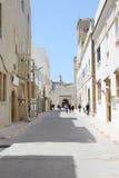 Morocco street Stock Photos