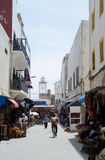 Morocco street Stock Images
