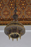 Morocco style lamp Royalty Free Stock Photo