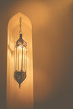 Morocco style lamp Royalty Free Stock Photos