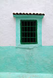 Morocco,Tangier, typical window Royalty Free Stock Photos