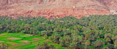 Morocco, thousand Kasbahs area Royalty Free Stock Photography