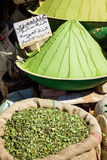 Morocco Traditional Market Royalty Free Stock Photo