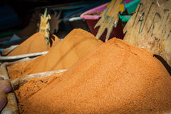 Morocco Traditional Market Stock Photography