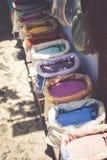 Morocco Traditional Market Stock Photos