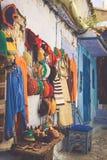 Morocco Traditional Market Stock Photo