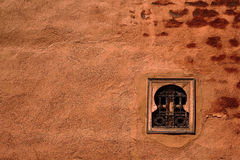 Morocco wall background Royalty Free Stock Photography