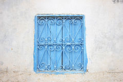 Morocco window Stock Photography