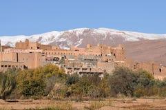 morocco wioska Obrazy Stock