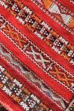 Moroccoan地毯 库存图片