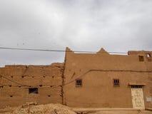 Moroccoanhuizen stock foto