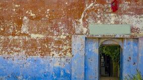 Moroccoanhuizen royalty-vrije stock foto's