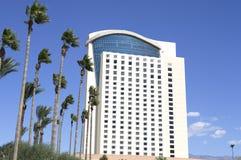 Morongo hotell och kasino Arkivbild
