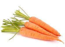 Morotgrönsak med sidor Arkivbilder