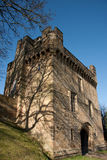 Morpeth Castle, Northumberland, England Stock Photos