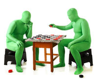 Morph Checkers Royalty Free Stock Photos