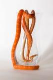 Morph les serpents de maïs images libres de droits