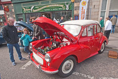Morris 1000 open tourer at Motormania event Royalty Free Stock Photos