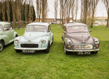Morris cars Royalty Free Stock Images