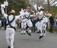 Morris Dancers Stock Image