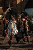 Morris Dancers Royalty Free Stock Photo