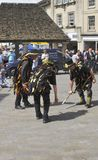 Morris Dancers at Chippenham. Wiltshire. England Royalty Free Stock Image