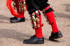 Morris Dancers, Essex, England Royalty Free Stock Images