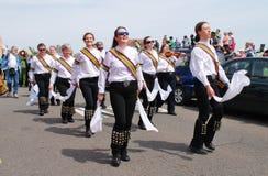 New Esperance Morris dancers, Hastings Stock Images
