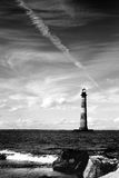 Morris Island Lighthouse Royalty Free Stock Photo