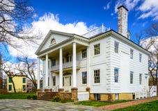 Morris-Jumel Mansion in Washington Heights Stock Photos